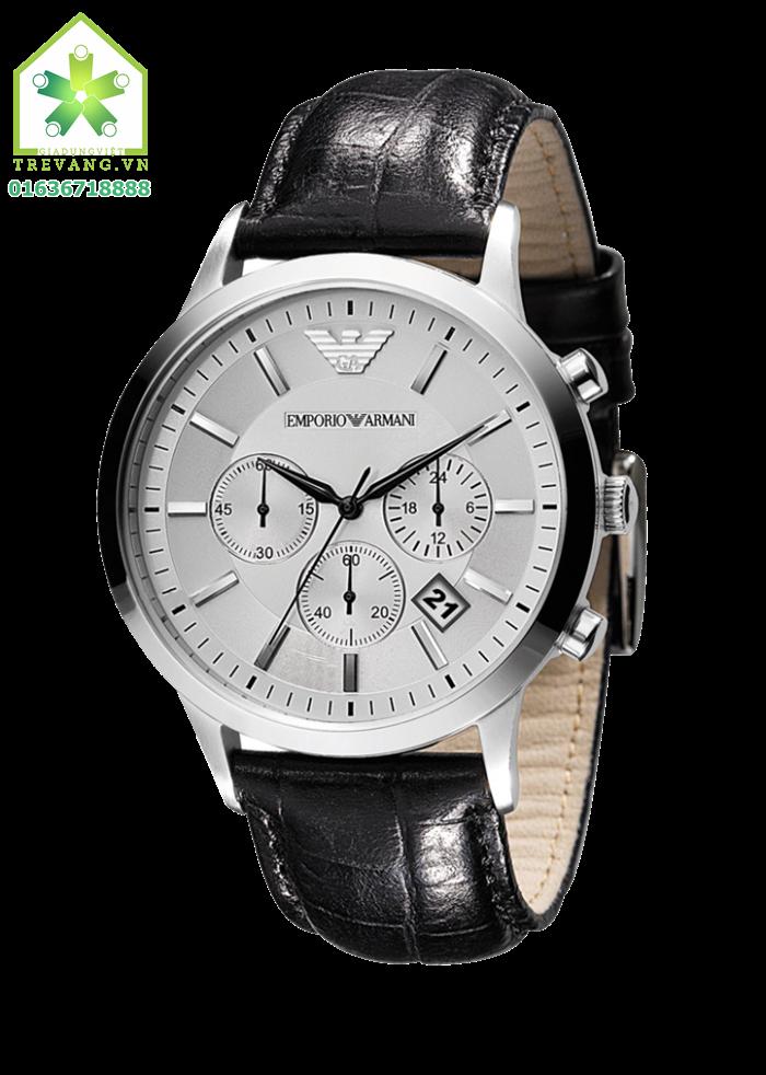 Đồng hồ Armani nam AR2432 trẻ trung năng động.