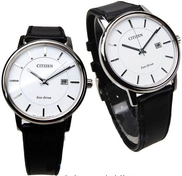 Trẻ trung năng động Đồng hồ nữ Citizen BM6750-08A công nghệ Eco drive