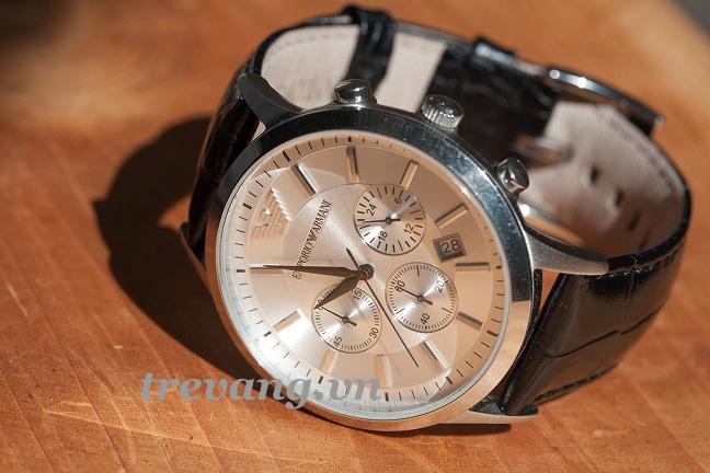 Đồng hồ Armani nam AR2432 phân phối tại trevang.vn