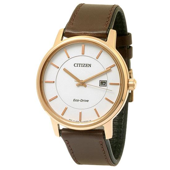 Đồng hồ nam Citizen BM6753-00A với mặt kính chống xước và chịu va đập cao