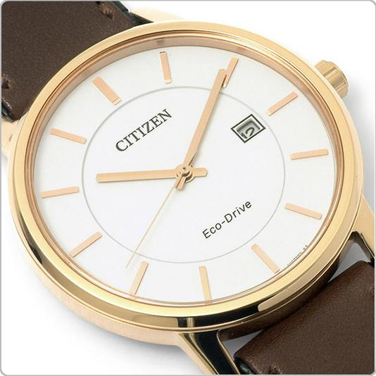 Đồng hồ đôi Citizen BM6753-00A và EW1563-08A kiểu máy Eco