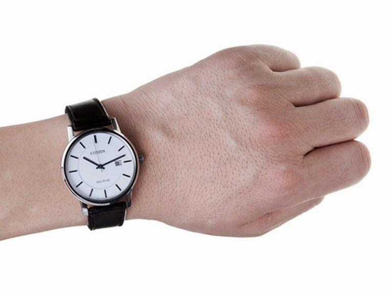 Đồng hồ nam Citizen bm6753_00A nổi bật nơi cổ tay bạn.