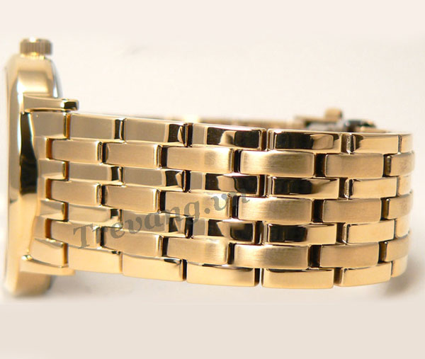 Đồng hồ nam Citizen BM6772-56A Gold dây đeo