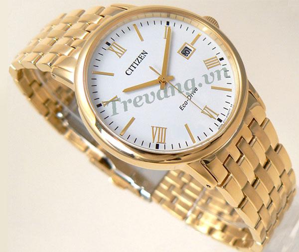 Đồng hồ nam Citizen BM6772-56A Gold sang trọng