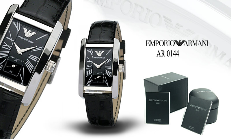 Đồng hồ Armani nữ AR0144 cao cấp set full box.