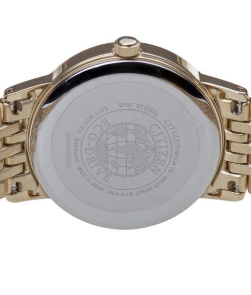Đồng hồ Citizen BM6772-56A Goldmặt sau