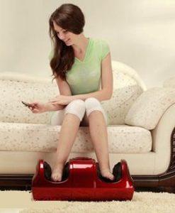 Máy massage chân Shachu SH-868 sử dụng mọi nơi