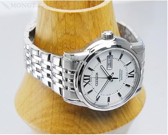 Đồng hồ Citizen NH8335-52AB sang trọng, lịch lãm