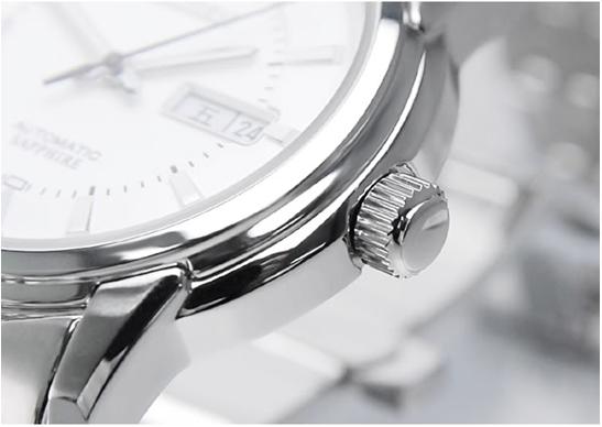 Đồng hồ Citizen NH8335-52AB bề mặt thép không gỉ cao cấp