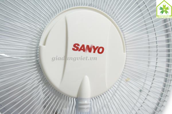 Quạt hơi nước Sanyo MF-1602R cánh quạt
