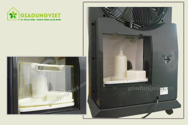 Quạt hơi nước Panasonic bình chứa nước