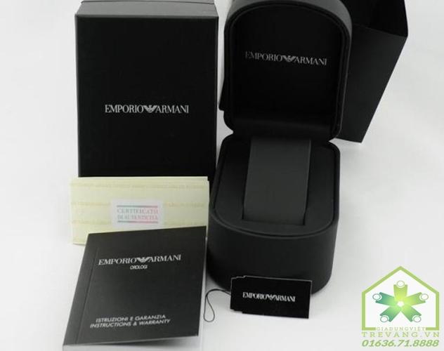 Đồng hồ chính hãng Armani AR0146 cho nữ set full box