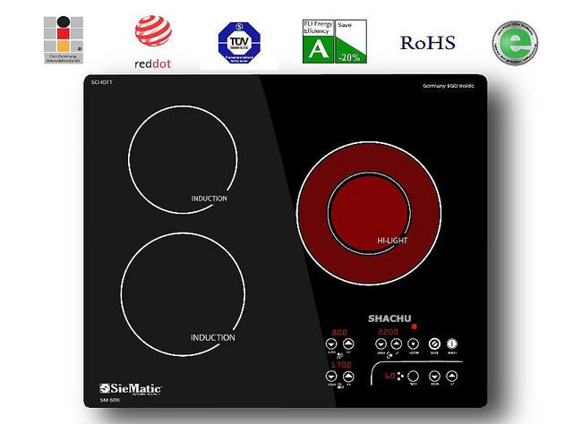 Bếp hồng ngoại shachu shd-888 điều khiển cảm ứng