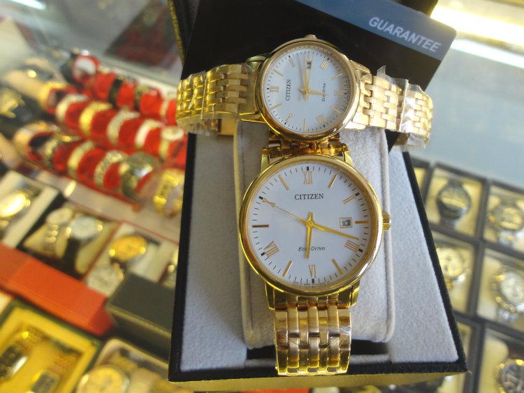 Đồng hồ nữ Citizen EW1582-54A Eco Drive