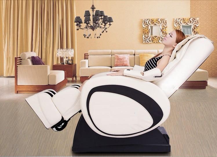 Thu giãn toàn cơ thể với máy massage toàn thân Shachu