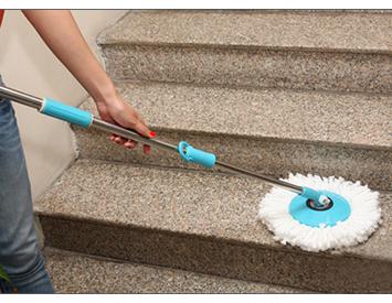 Chổi lau nhà Spin Mop bông lau nắp dễ dàng lau sạch mọi ngóc ngách