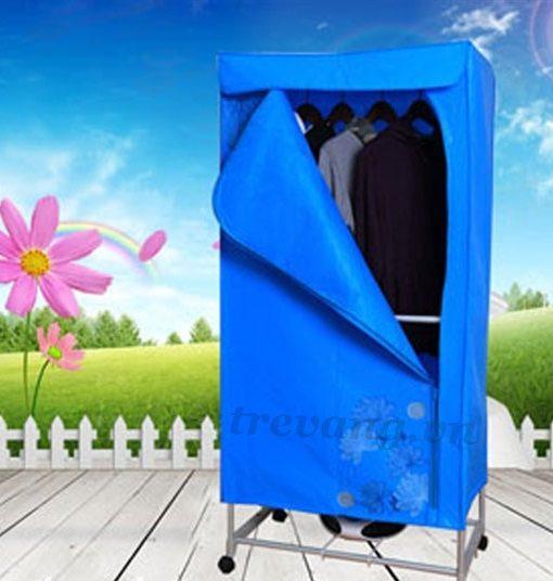 máy sấy quần áo Pusan 2 tầng khung nhôm