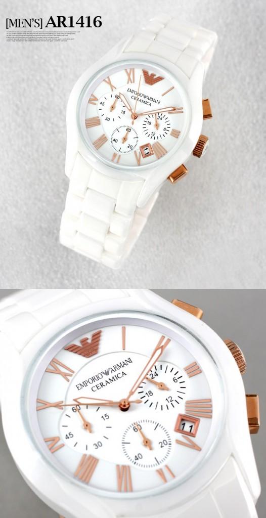 Hình ảnh mã đồng hồ Armani nam ar1416