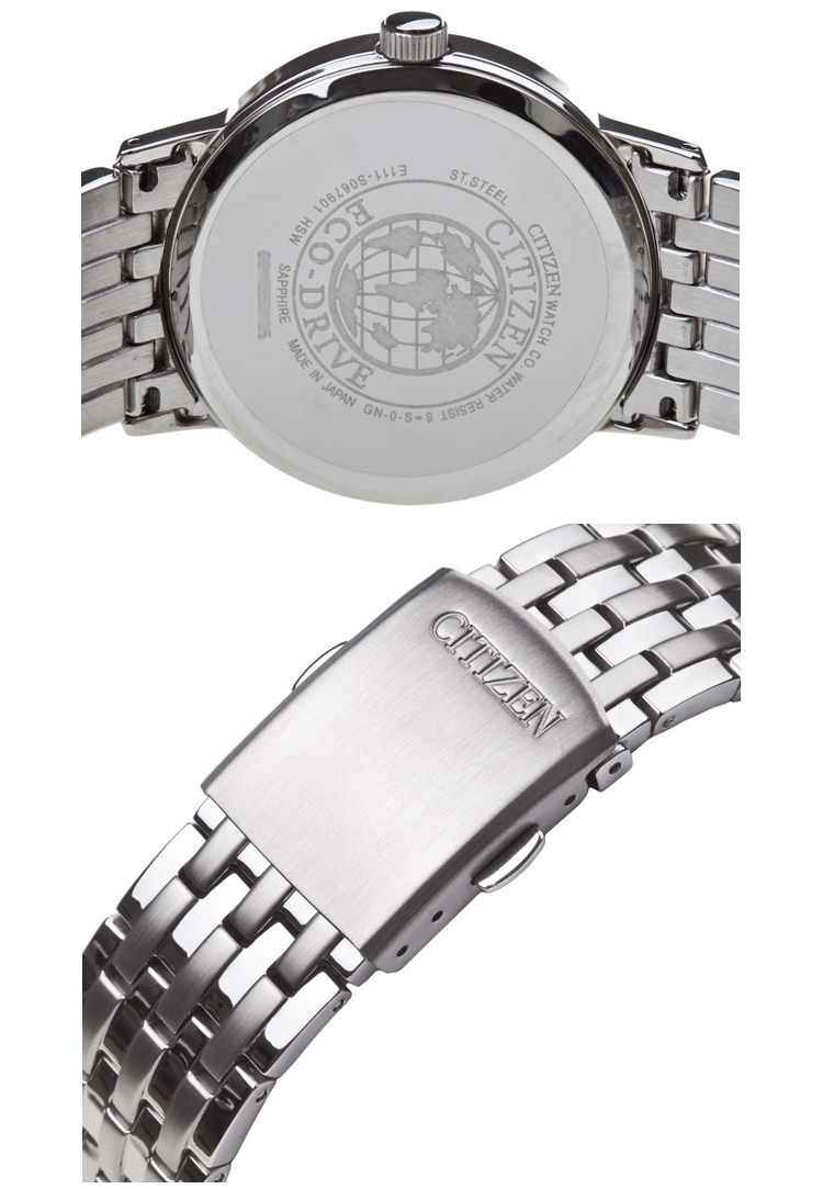 Dây đeo cao cấp Đồng hồ nam Citizen BM6770-51E