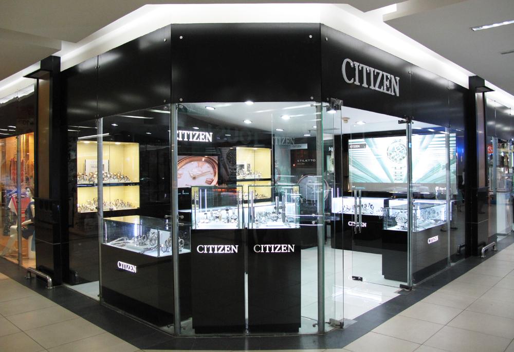 Trung tâm bảo hành hãng Citizen trên toàn cầu