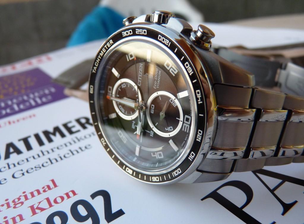 Đồng hồ Citizen nam CA0341-52A/ 52E