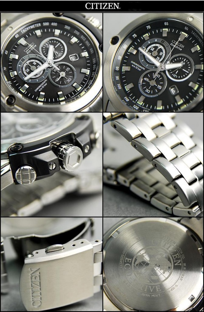 Hình ảnh chi tiết đồng hồ Citizen nam AT0787-55F  cao cấp