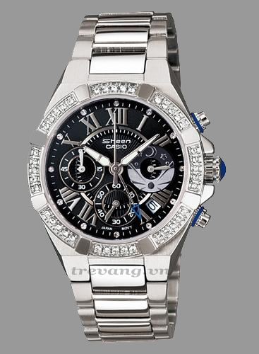 Đồng hồ Casio nữ SHN-5504D-1A