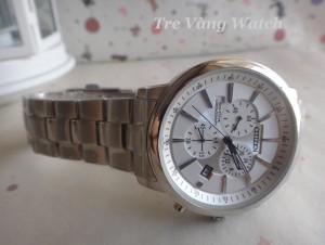 Chụp ngang mã đồng hồ đeo tay Citizen AT0495-51A màu trắng 1