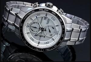 Dây đeo đồng hồ Citizen nam CA0341-52A cao cấp.