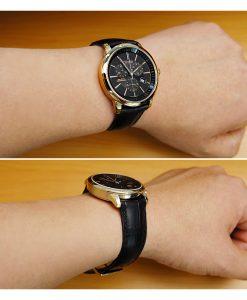 Đồng hồ Citizen AT0496-07E trên tay