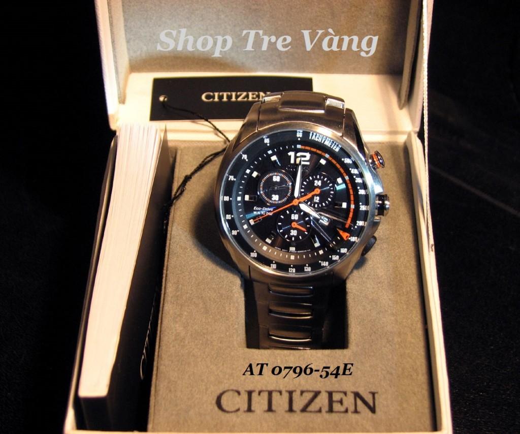 Đồng hồ nam Citizen AT0796-54E full box