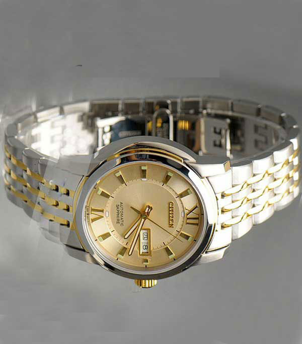 Đồng hồ Citizen Automatic NH8338 GOLD full box