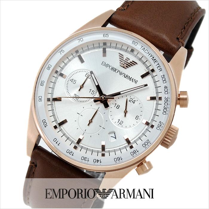 Đồng hồ nam chính hãng ARMANI AR5995 chụp xiên phải.