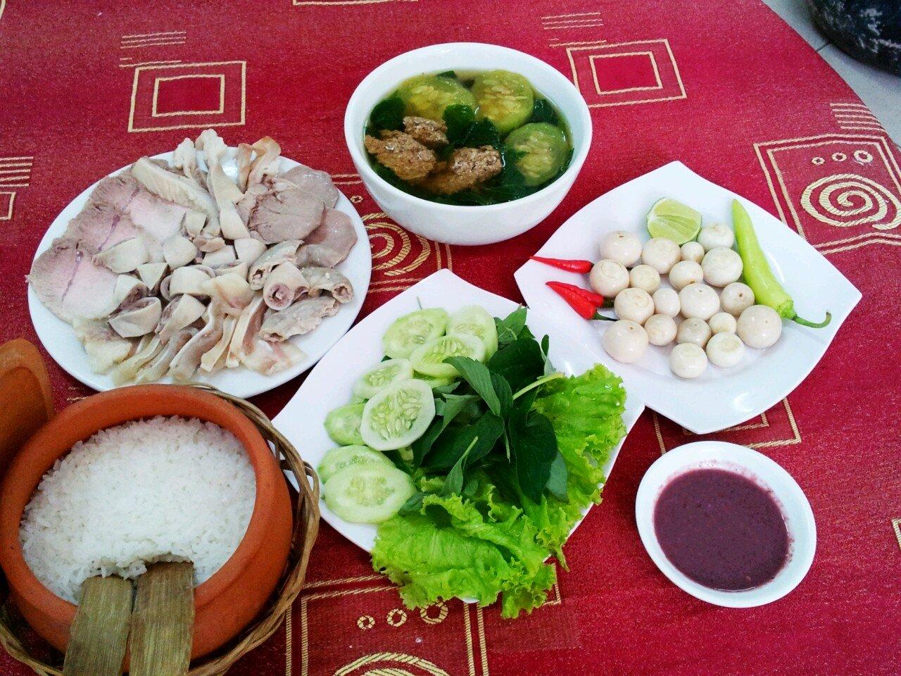 Cơm gia đình bếp đôi từ và hồng ngoại kangaroo kg356i
