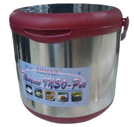 Nồi ủ khaluck kl-710 inox cao cấp
