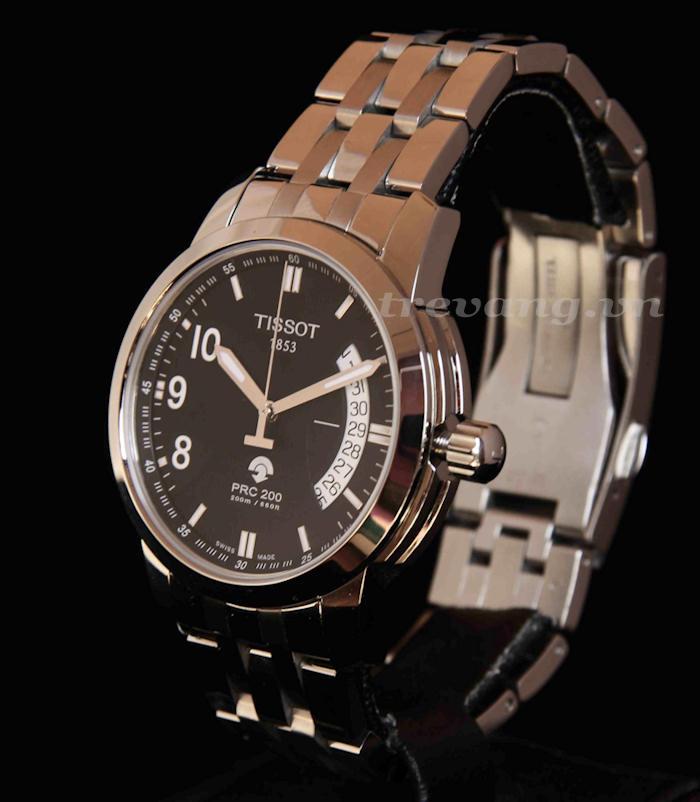 Ảnh tổng quan đồng hồ Tissot nam T014.421.11.057.00.