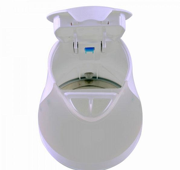 Ấm đun nước siêu tốc khaluck kl-108 nắp mở vào ra dễ dàng