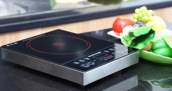 Bếp hồng ngoại sunhouse SHD 6007 đa năng tiết kiệm điện