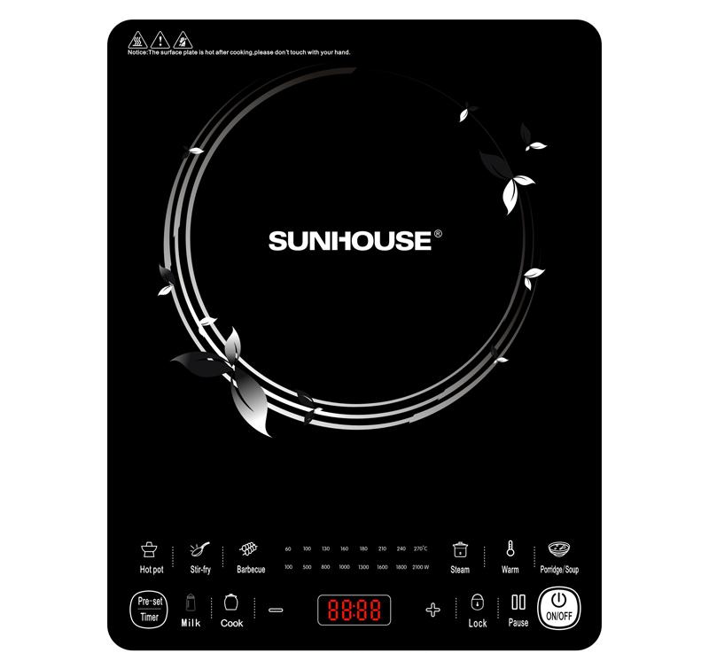 Bếp từ đơn sunhouse shd6861