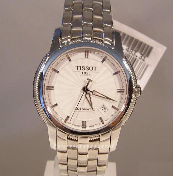 Đồng hồ nam Tissot T97.1.483.31chuyển động cơ.