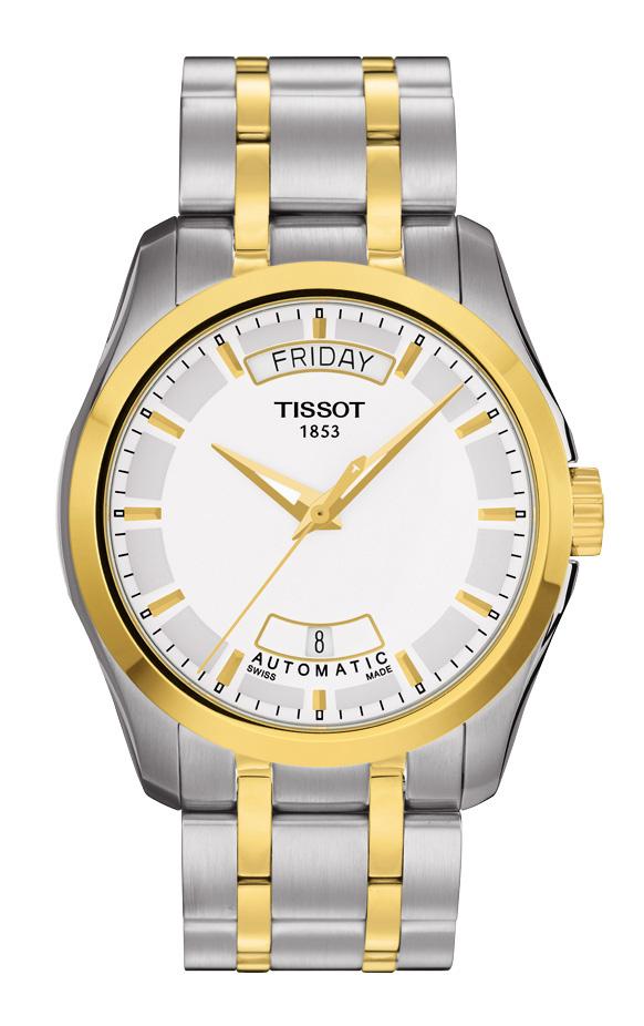 Đồng hồ Tissot T035.407.22.011.00 Quartz T-Trend Couturier