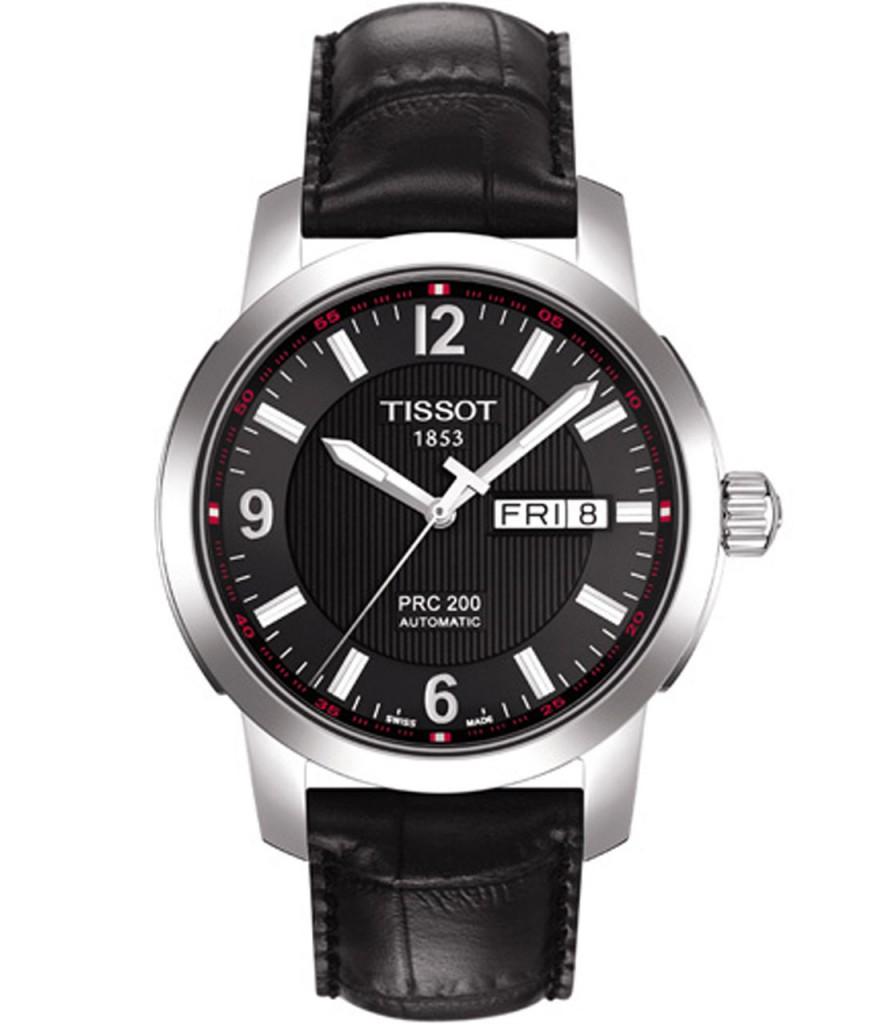 Đồng hồ cơ Tissot T014.430.16.057.00 Automatic-sapphier