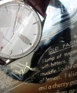 Đồng hồ nam Automatic T14.430.16.031.00 mặt sapphia, dây da mềm cao cấp.