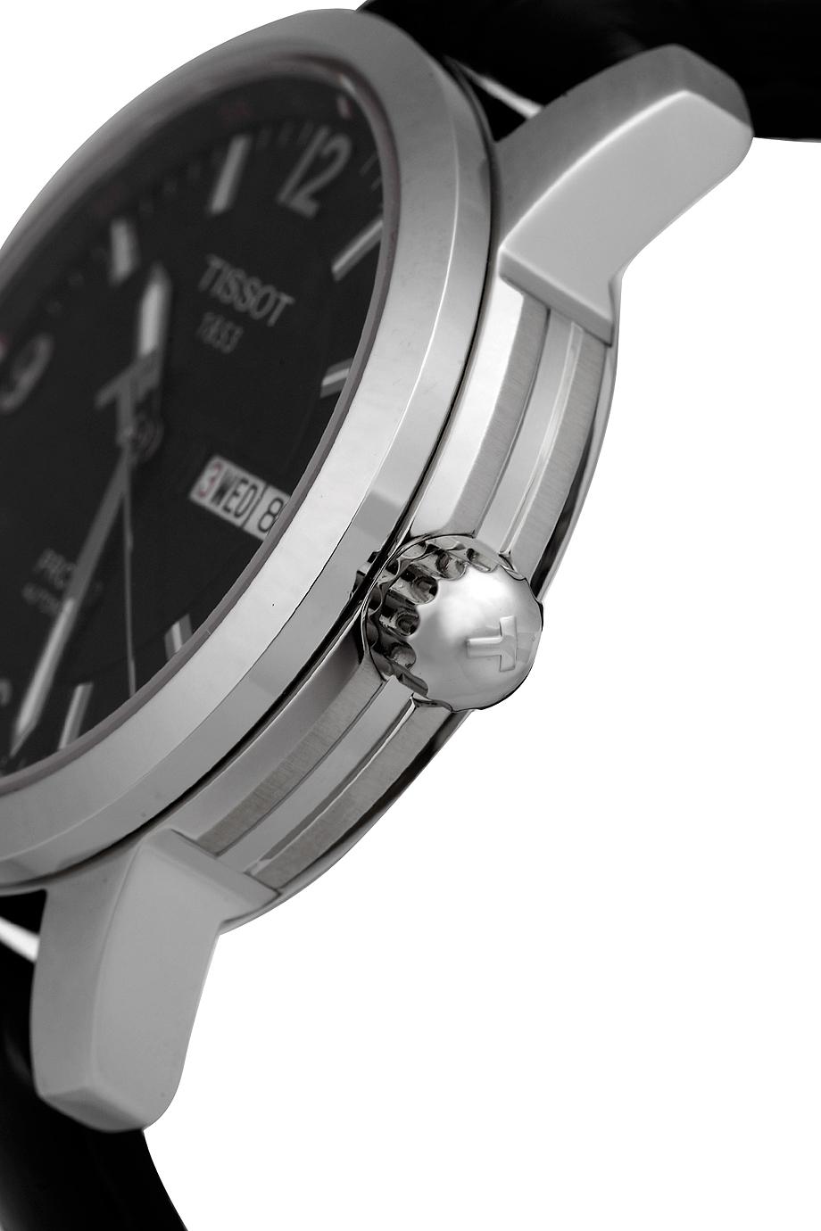 Đồng hồ cơ Tissot 1853 T014.430.16.057.00 chốt viền khắc