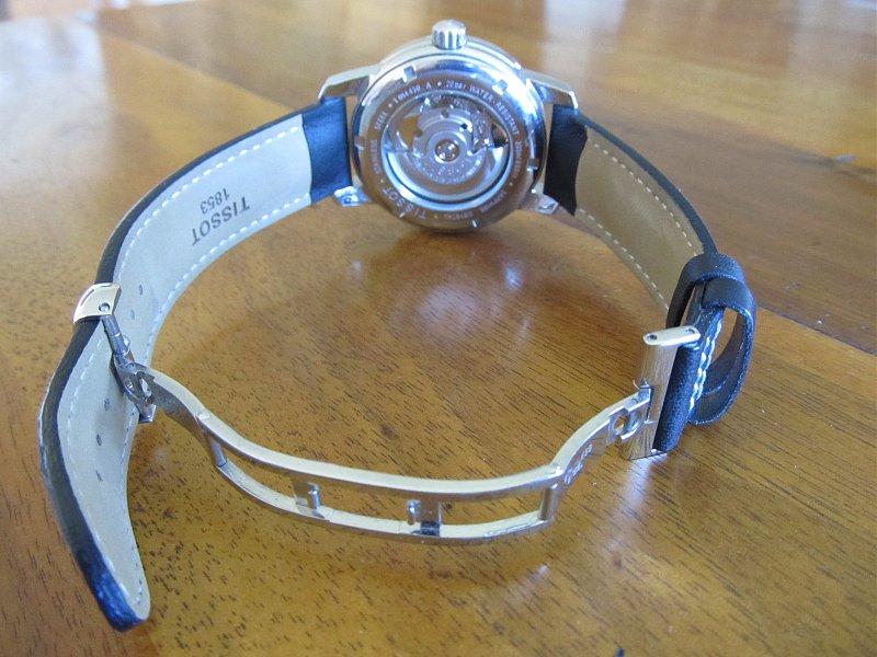 Đồng hồ cơ Tissot 1853 T014.430.16.057.00 thiết kế tinh vi