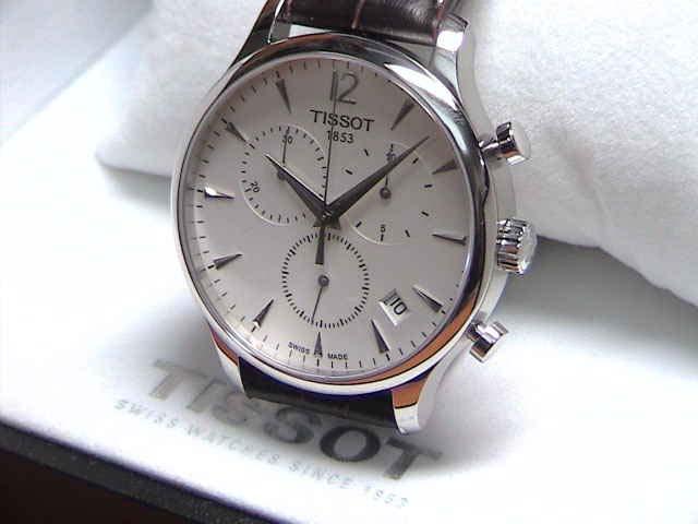 Đồng hồ Tissot 1853 T063.617.16.037.00 lịch lãm