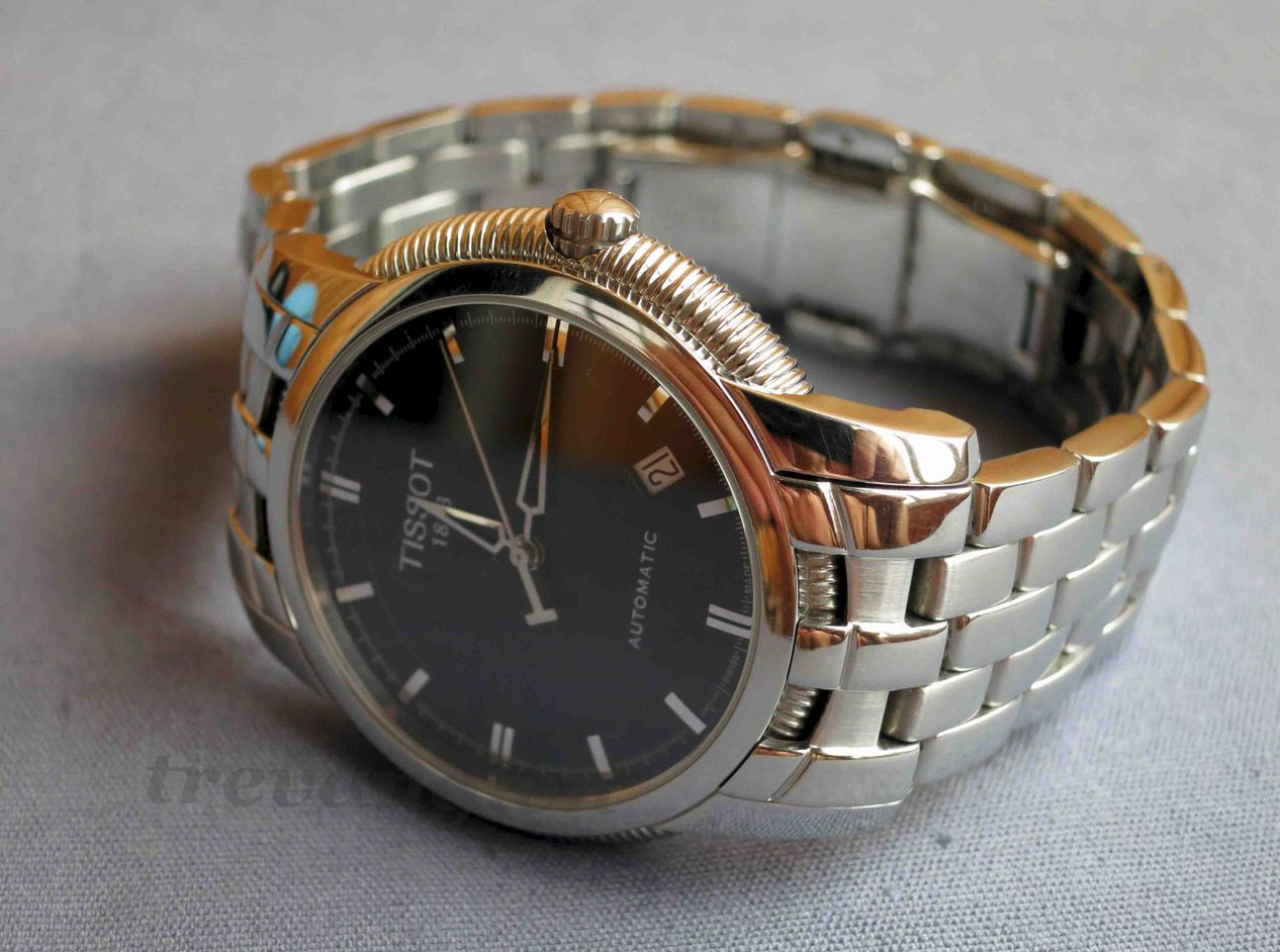 Đồng hồ Tissot 1853 Automatic T97.1.483.51 cao cấp thụy Sỹ