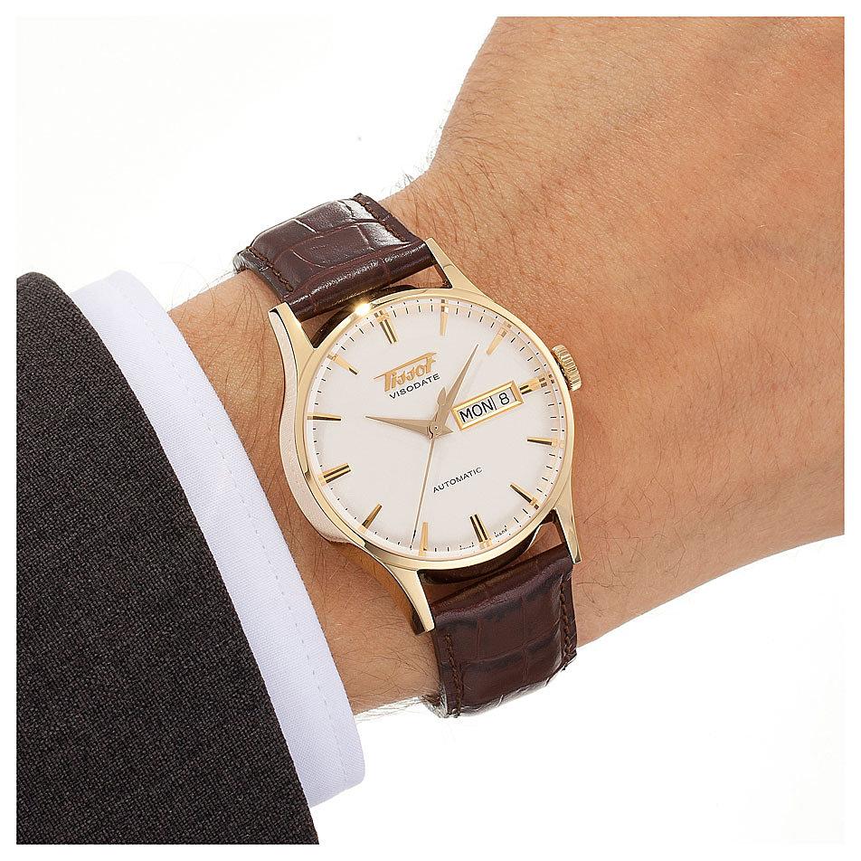 Đồng hồ Tissot Visodate T019.430.36.031.01 sang trọng