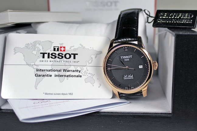 Đồng hồ Tissot Le Locle Automatic T006.408.36.057.00 full box