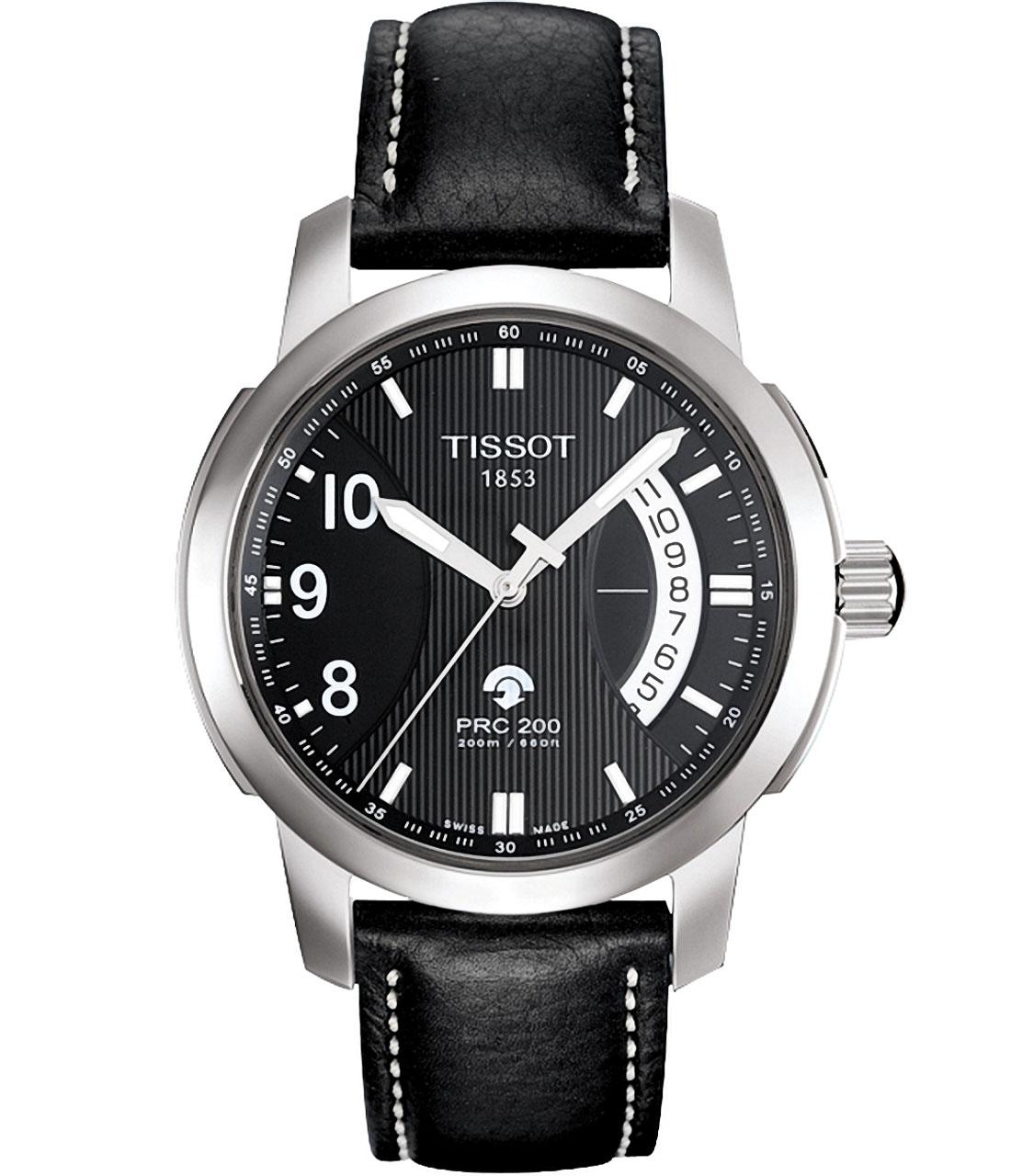 Đồng hồ Tissot PRC200 chronograph T014.421.16.057.00